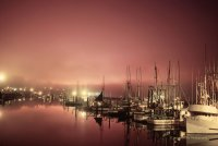 """ Harbor Sunrise """